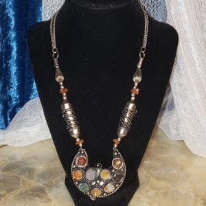 Jewelry - Poison/Perfume Pendant Necklace